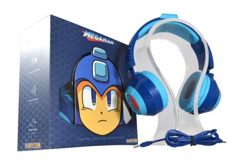 Casque audio Megaman limité  Casque10