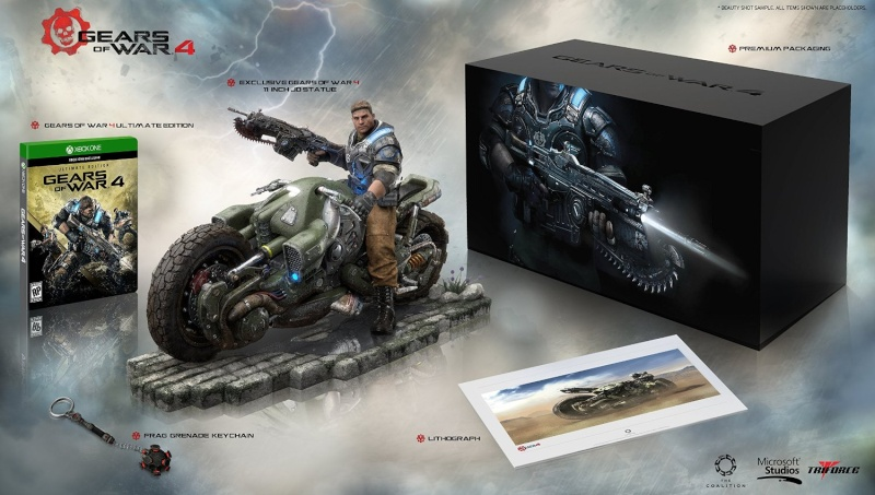 Gears of War 4 édition collector  Gears-10
