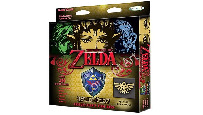 Cartes à collection Zelda ( 2016 ) Aie Aie Aie The-le11