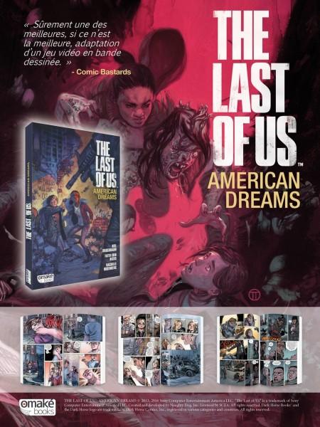 Comics Book et Artwork The Last of US version FR  Thelas10