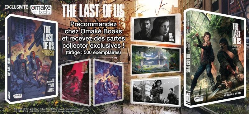 Comics Book et Artwork The Last of US version FR  Thelas12