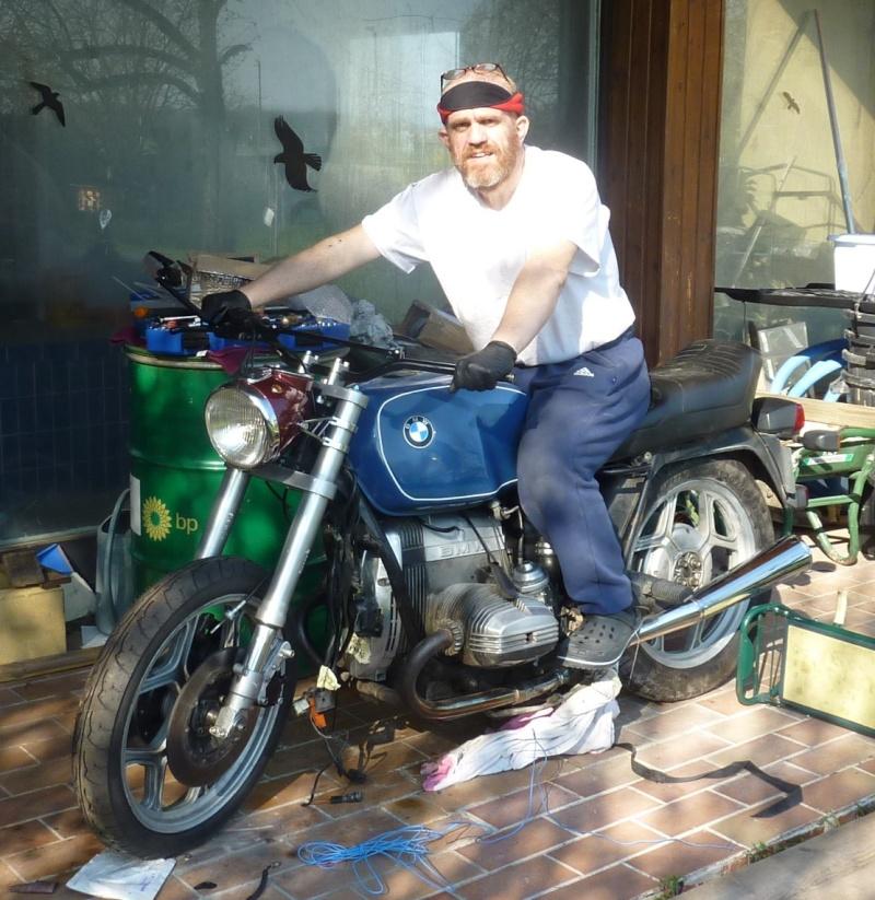 "R80RT Monolever, histoire d'une grosse transfo ""Evergreenbike"" - Page 4 P1050223"