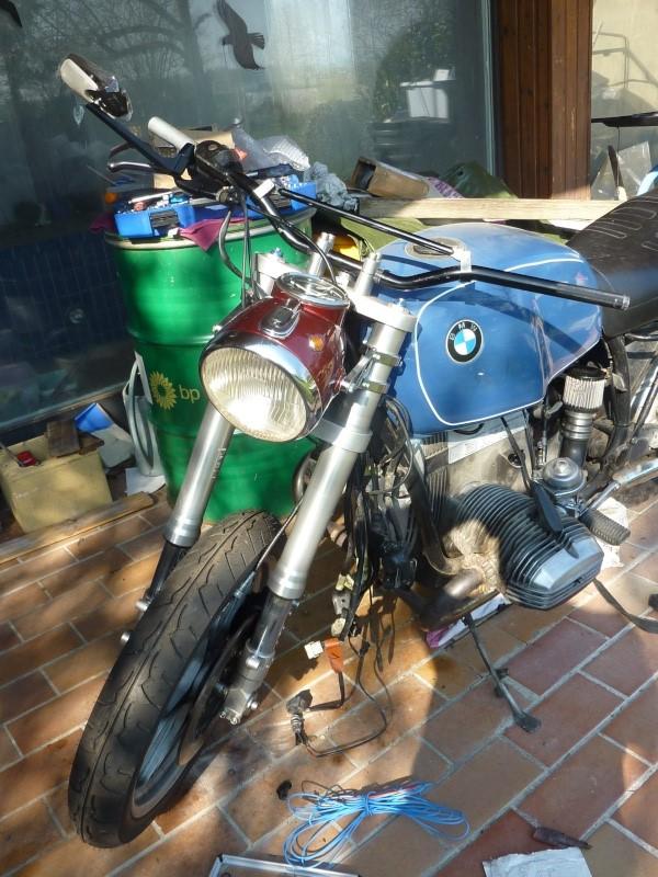 "R80RT Monolever, histoire d'une grosse transfo ""Evergreenbike"" - Page 4 P1050232"
