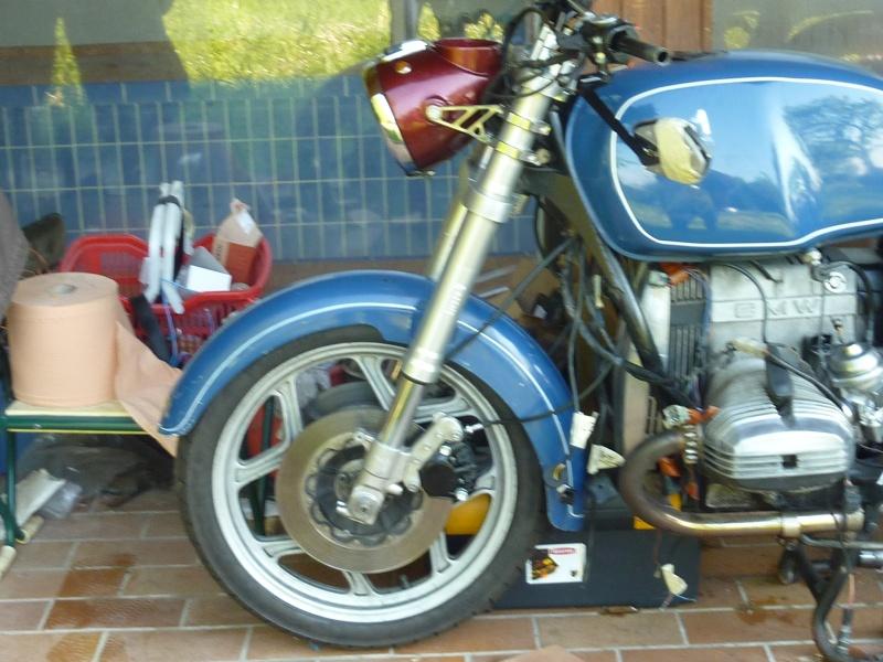 "R80RT Monolever, histoire d'une grosse transfo ""Evergreenbike"" - Page 5 P1050319"