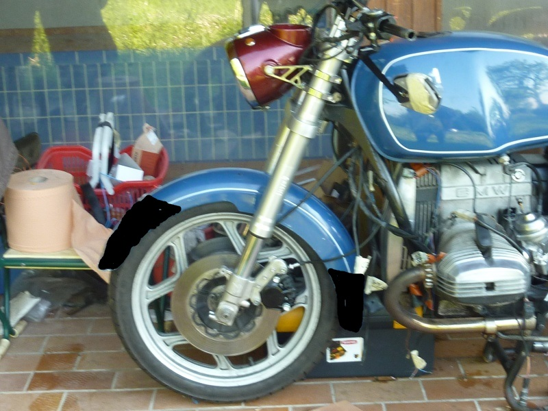 "R80RT Monolever, histoire d'une grosse transfo ""Evergreenbike"" - Page 5 P1050324"
