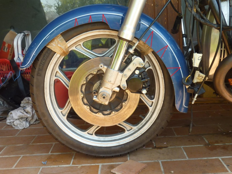 "R80RT Monolever, histoire d'une grosse transfo ""Evergreenbike"" - Page 5 P1050328"