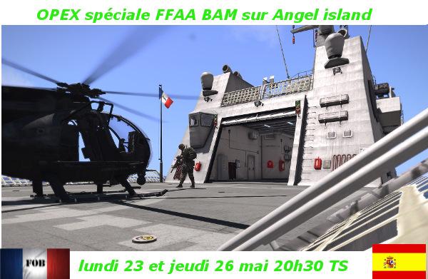 OPEX spéciale FFAA BAM sur Angel Island Ffaa11