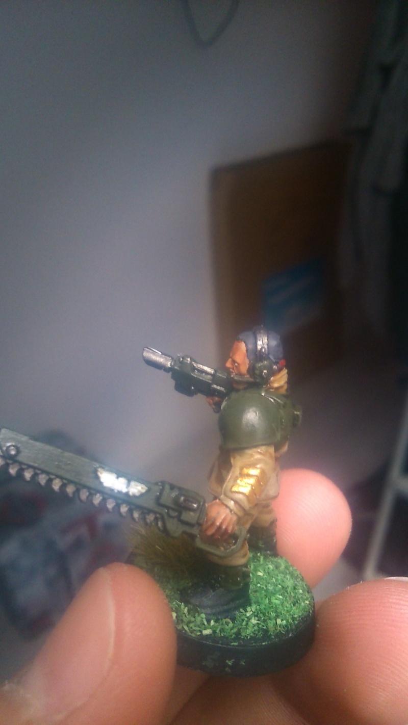 La Garde Impériale de Wasted - De l'infanterie cadienne ! Dsc_0613