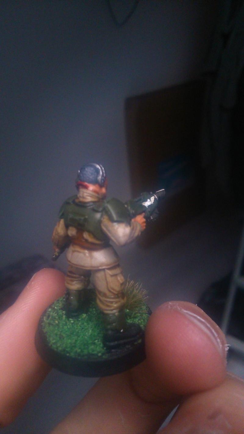 La Garde Impériale de Wasted - De l'infanterie cadienne ! Dsc_0614