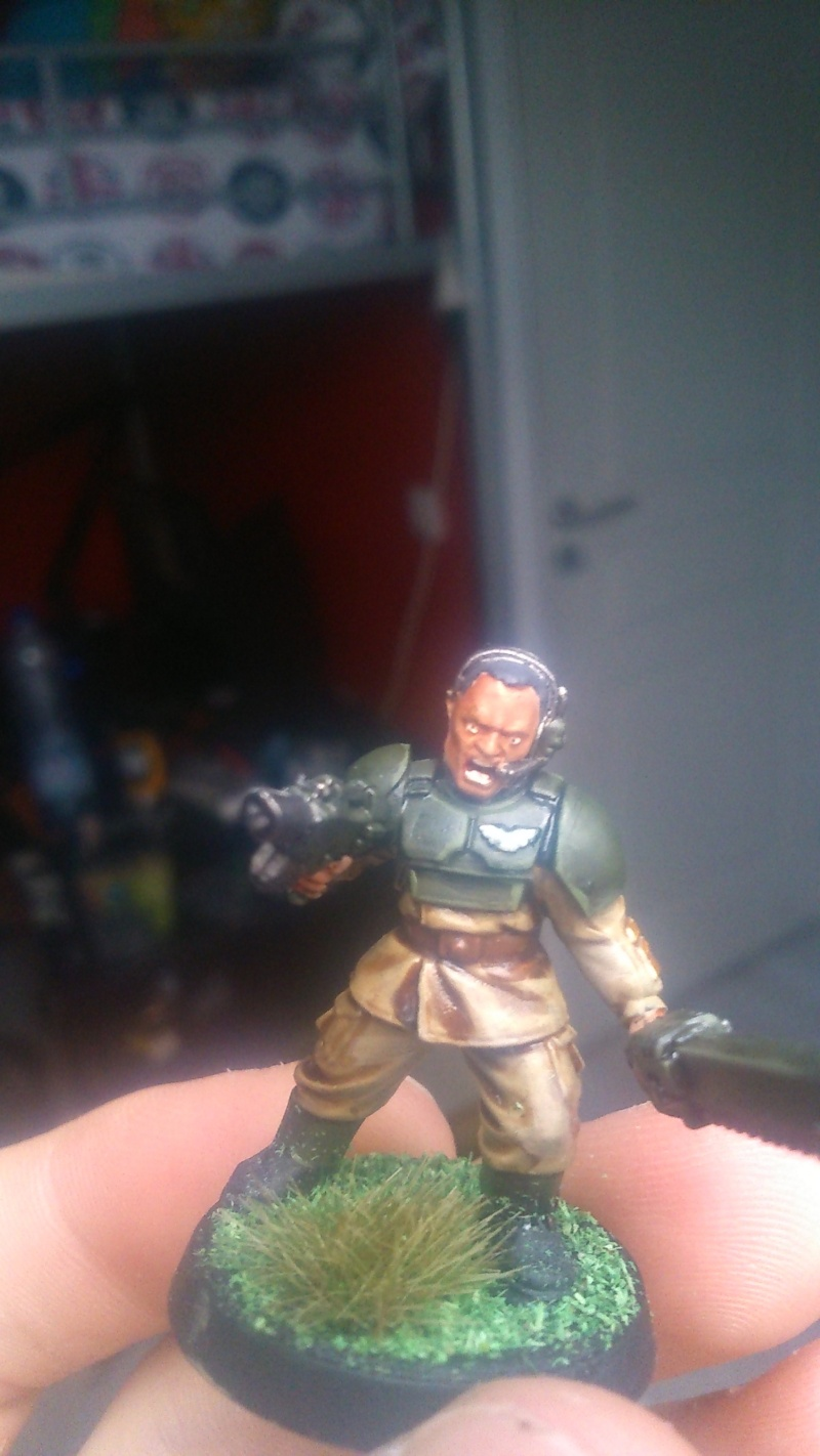 La Garde Impériale de Wasted - De l'infanterie cadienne ! Dsc_0615