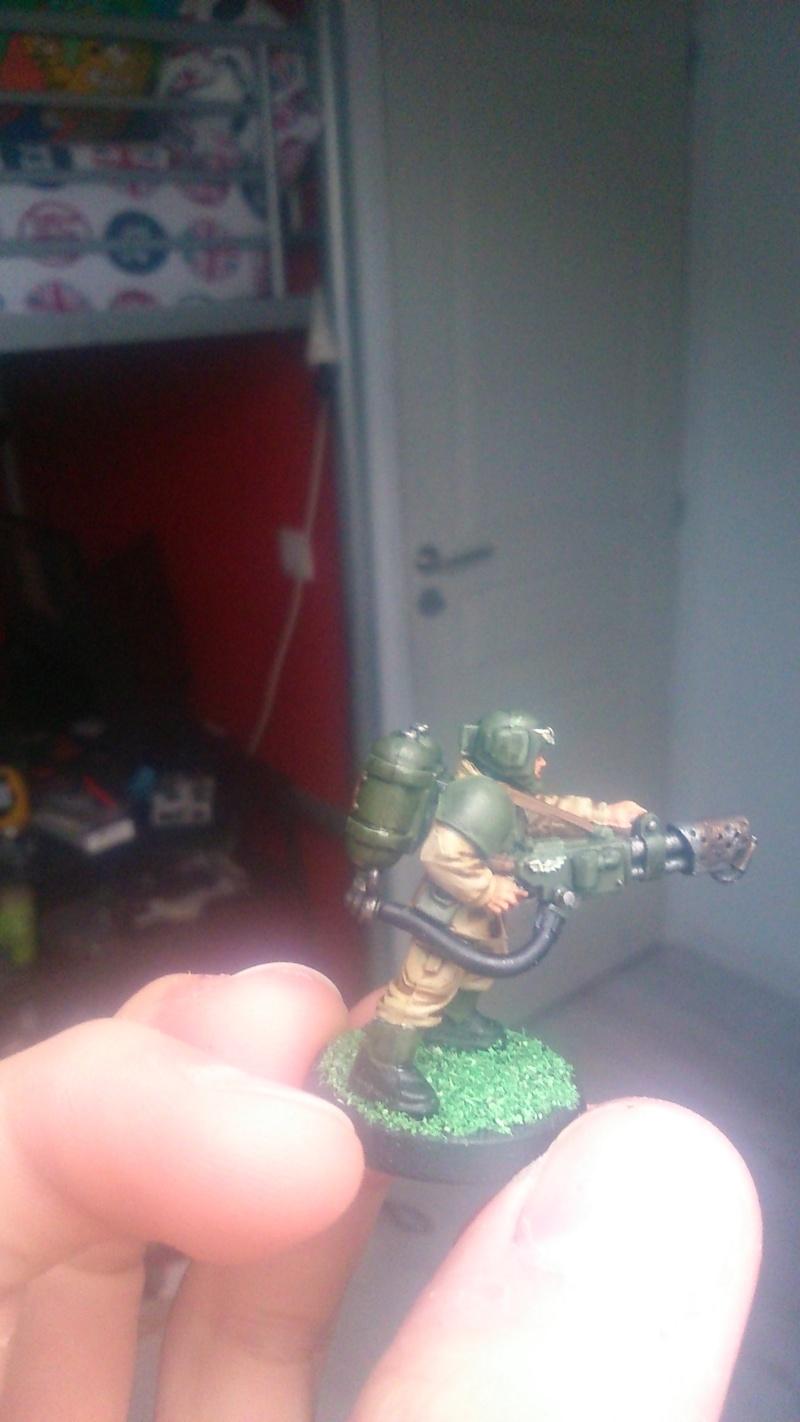 La Garde Impériale de Wasted - De l'infanterie cadienne ! Dsc_0616