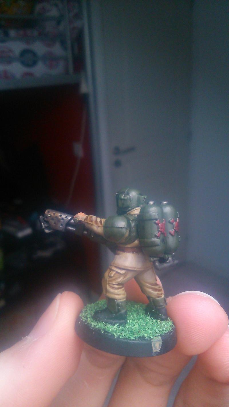 La Garde Impériale de Wasted - De l'infanterie cadienne ! Dsc_0617
