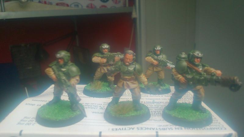 La Garde Impériale de Wasted - De l'infanterie cadienne ! Dsc_0619