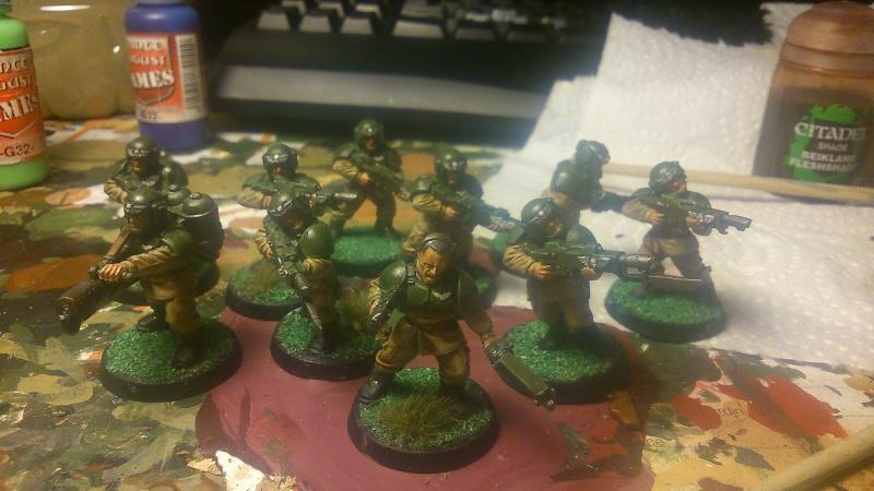 La Garde Impériale de Wasted - De l'infanterie cadienne ! Dsc_0621