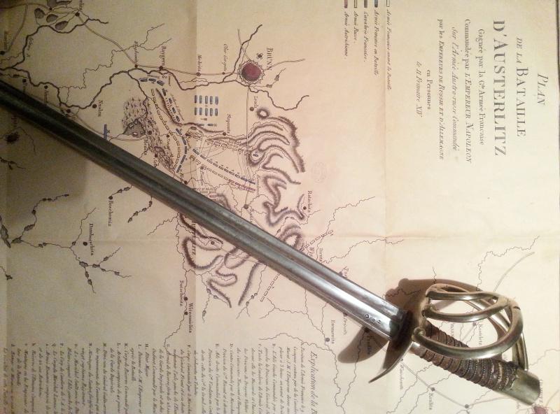 sabre de cuirassier an XIII 20160516