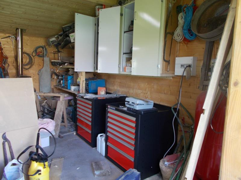 Mon/mes atelier et diverses réalisations (affutage foret au drill doctor) Dscn0113