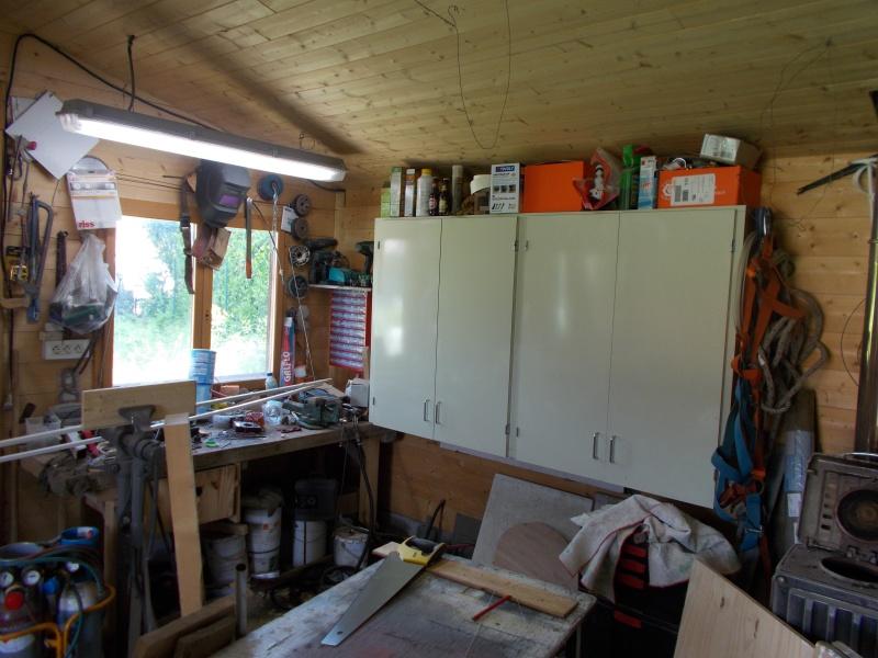 Mon/mes atelier et diverses réalisations (affutage foret au drill doctor) Dscn0115