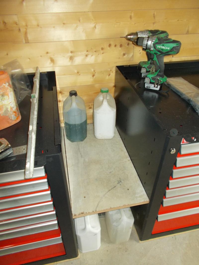 Mon/mes atelier et diverses réalisations (affutage foret au drill doctor) Dscn0125