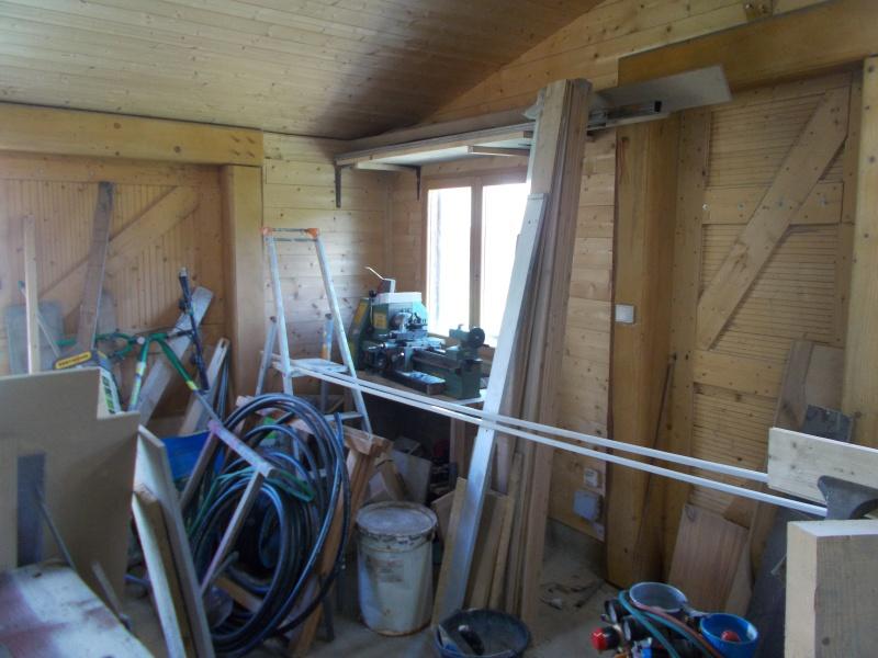 Mon/mes atelier et diverses réalisations (affutage foret au drill doctor) Dscn0127