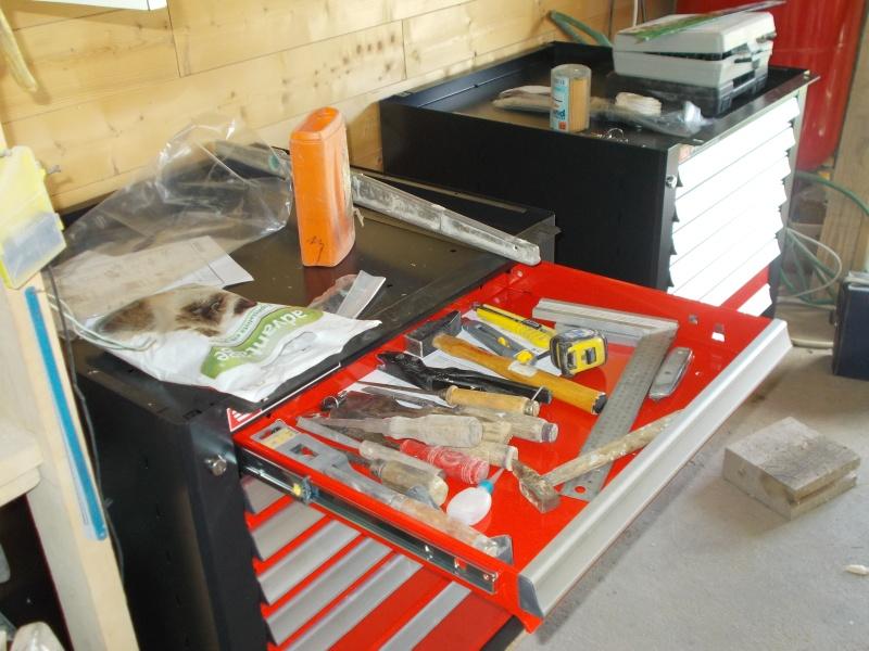 Mon/mes atelier et diverses réalisations (affutage foret au drill doctor) Dscn0130
