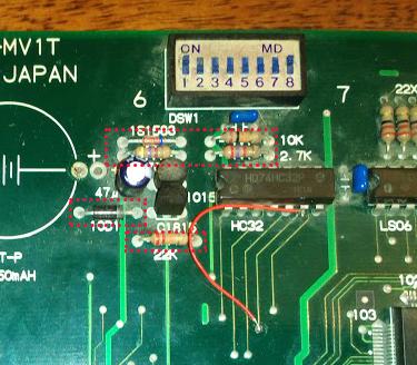 slot MV1T error 0110