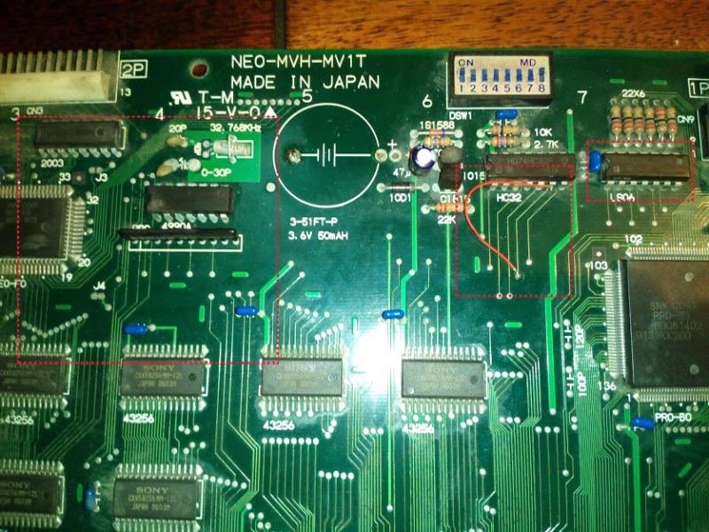 slot MV1T error Unknow11