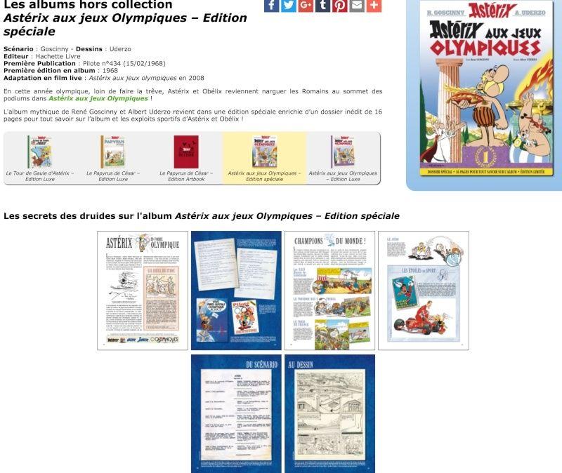Nouvelle édition d'Astérix aux jeux olympiques - Page 2 Screen14