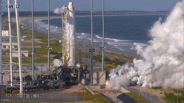 Orbital-ATK : Retour en vol de l' Antares re-motorisé prévu en 2016 - Page 2 158