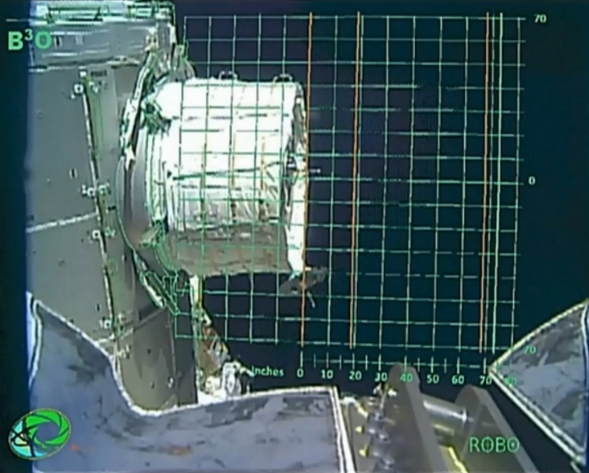 [ISS] Installation et suivi du module BEAM (Bigelow Expandable Activity Module)  - Page 3 Scree136