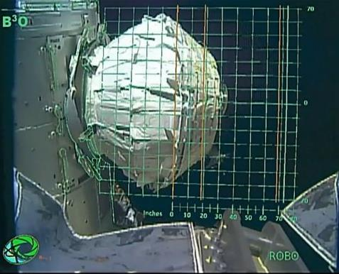 [ISS] Installation et suivi du module BEAM (Bigelow Expandable Activity Module)  - Page 6 Scree157