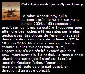 Opportunity et l'exploration du cratère Endeavour - Page 9 Screen15