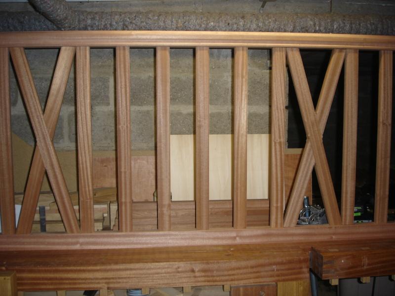 balcon avec escalier de meunier. Black Bedroom Furniture Sets. Home Design Ideas