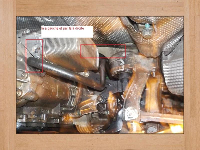 Dépose de boite TIPTRONIC sur un 2.7 - Page 2 Dscn2413