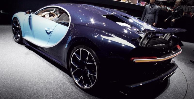 2016 - [Bugatti] Chiron  - Page 15 12693410