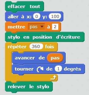 Informatique en cycle 3/4: découvrons Scratch (récapitulatif tenu à jour de mes essais page 8) - Page 17 Script10