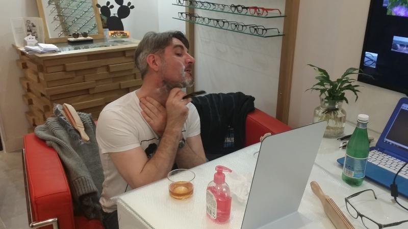 Rencontre des coupechouteux Montpellierains 20160313