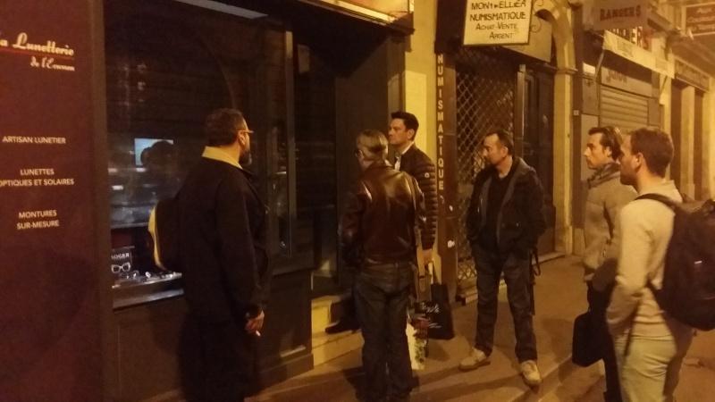 Rencontre des coupechouteux Montpellierains 20160334