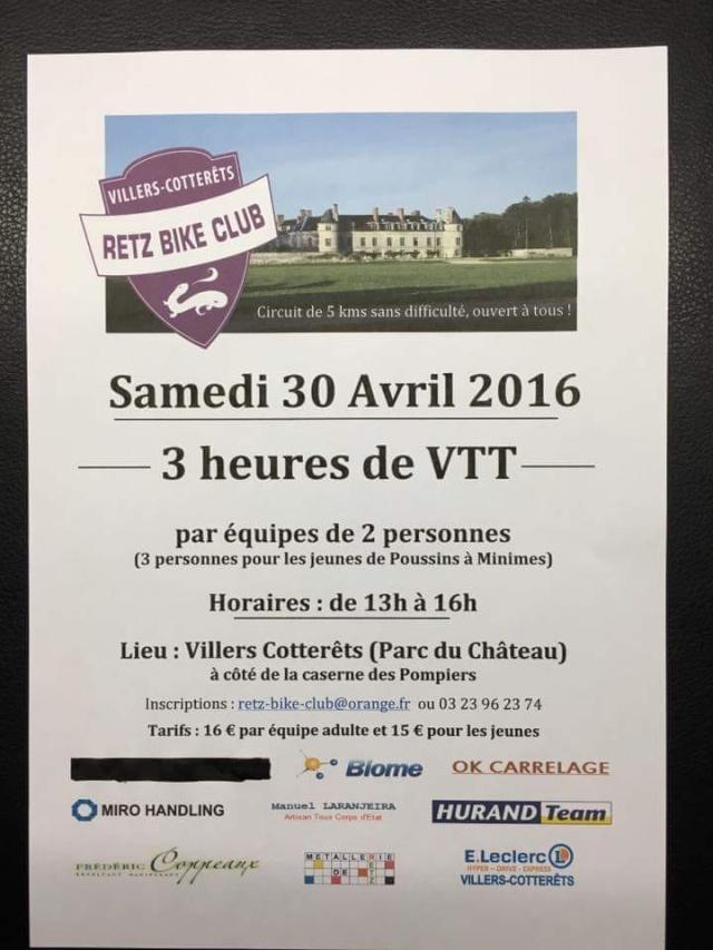 30/04/2016 3h VTT VILLERS COTTERETS (02) 12718311