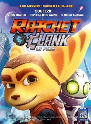RATCHET ET CLANK Ratche10