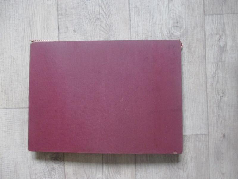"""Livret : """"Ehren Brief"""" de 1933 Img_3022"""