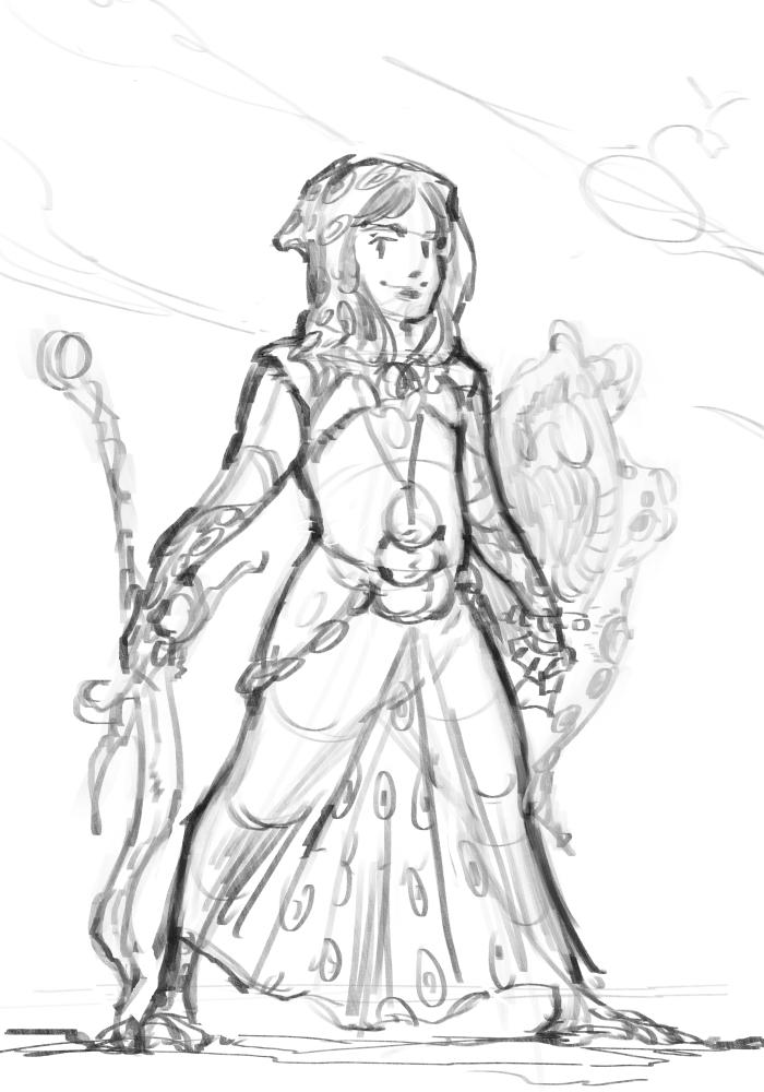 Atelier Backache - Page 6 Sketch22