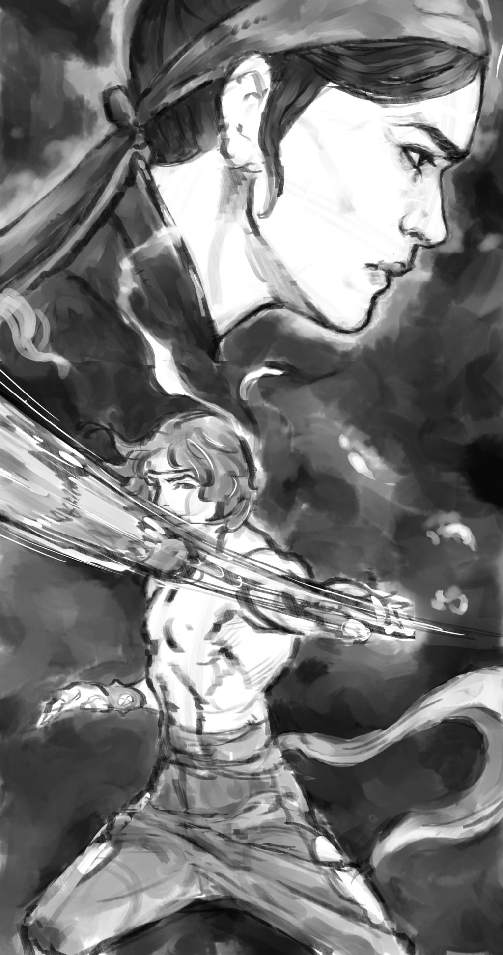 Atelier Backache - Page 7 Sketch27
