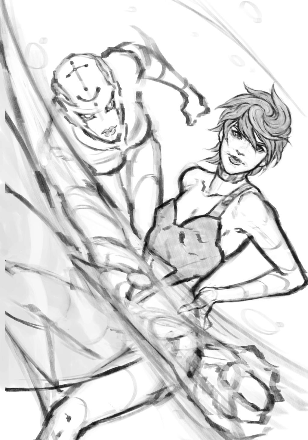 Atelier Backache - Page 7 Sketch37