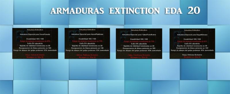 Items Stats para Donaciones Armadu11