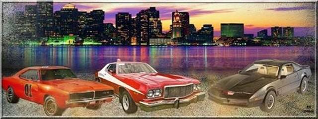Bannières et photos sur les séries télé des années 80 (Créa Pat ) Voitur10