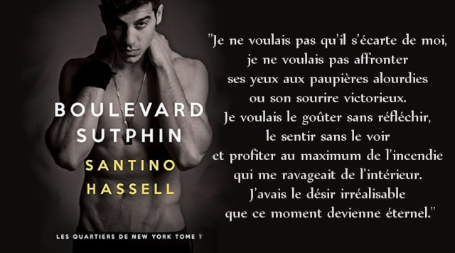 santino hassell - Les quartiers de New York - Tome 1 : Boulevard Sutphin de Santino Hassell Boulev11