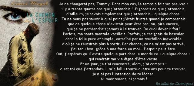 Le chemin de l'espoir de Limor Moyal Le_che10