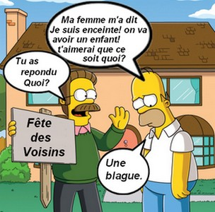 Nos chers voisins (humour)  Humour19