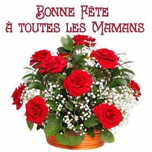 Bonne fête à toutes les mamans Maman10