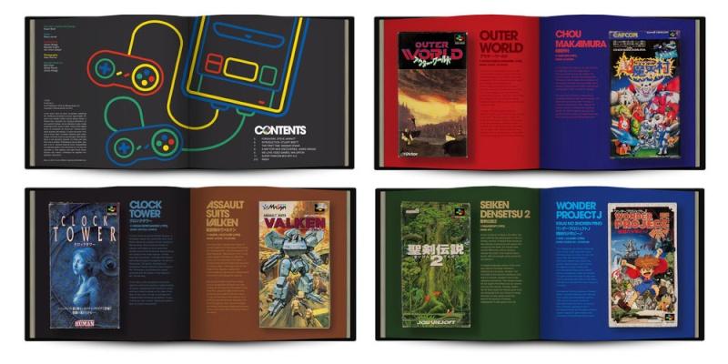 "Livre ""Super Famicom: The Box Art Collection"" Book_s11"